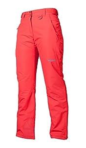 Arctix Women's Insulated Snow Pant, Large, Melon