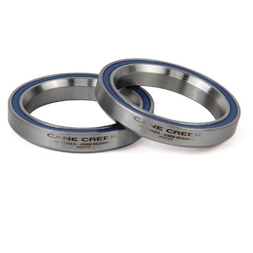 "Cane Creek 1-1/8"" Stainless Steel Bearings For Is, Zs, S-1, S-2, S-3, S-6, S-8, Sold In Pairs"