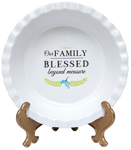 The Grandparent Gift Plate, Family Pie