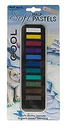 Mont Marte Soft Half Pastels - Cool