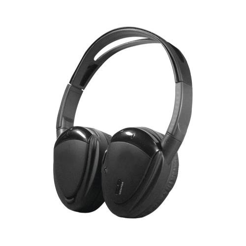 Power Acoustik Hp-900S Swivel Ear Pad, 2-Channel Rf 900 Mhz Wireless Headphones (Ears 900s compare prices)