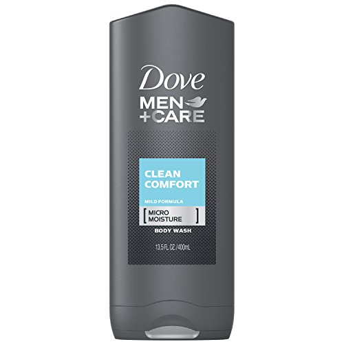 Dove Men+Care Body and Face Wash Clean Comfort 13.5 oz