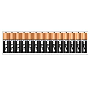 Duracell Coppertop AA Batteries, 28-Count