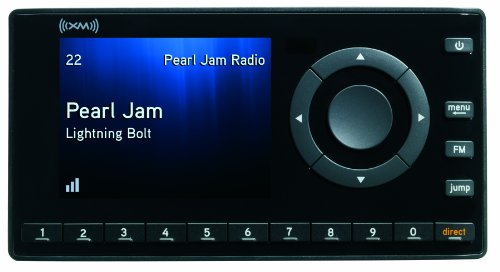 XM XDNX1V1 Onyx Dock-and-Play Radio  Car Kit