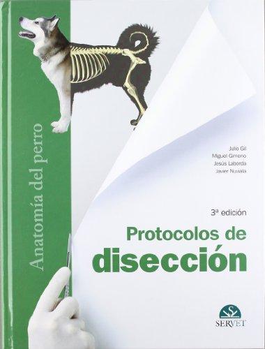 PROTOCOLOS DE DISECCION. ANATOMIA DEL PERRO