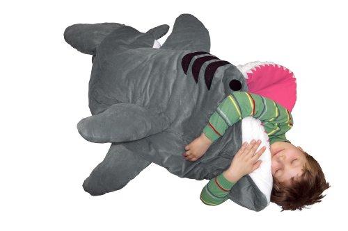 Chumbuddy Jr. (Shark Sleeping Bag Pillow compare prices)