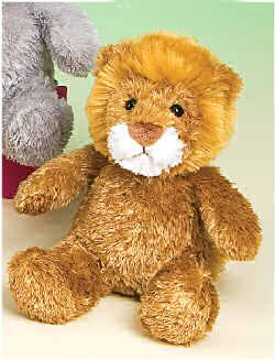 "Soft Crew Lion 6"" by Princess Soft Toys"