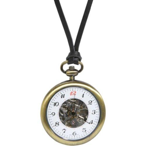 Tokyobay Holmes Pocket Watch - Classic (Gold)