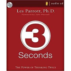 3 Seconds - Les Parrott