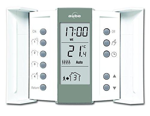 aube th136 termostato programmabile nuovo ebay