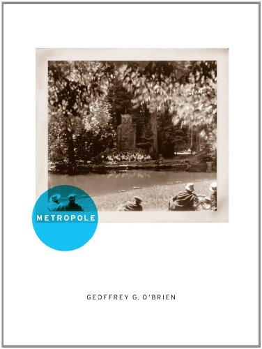 Metropole (New California Poetry)