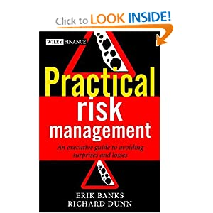 Practical Risk Management Erik Banks and Richard Dunn
