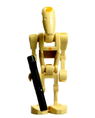 Lego Star Wars Battle Droid Commander Minifigure 9515 - 1