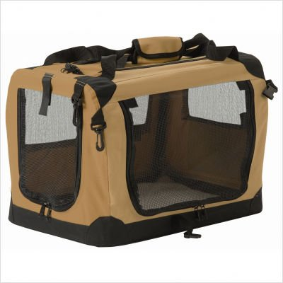 Suncast Fold Away Pet Kennel, 27 By 20 By 20 front-862652