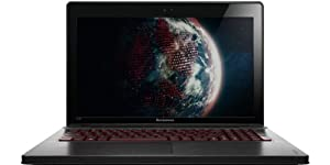 Lenovo Ideapad Y500 15.6-inch Laptop Metal Dusk Black