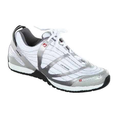Louis Garneau 2011/12 Men's Lite Trainer Fitness Cycling Shoes - Silver - 1487086-067 (Silver - 41)