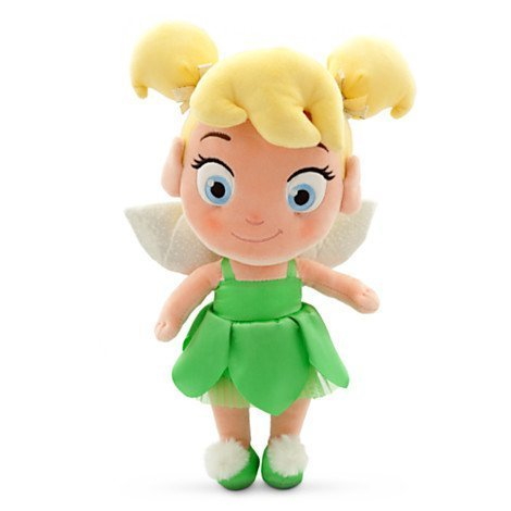 Disney Toddler Tinker Bell Plush by Tinker Bell (Peter Pan Figurine Set compare prices)