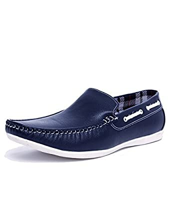 Rosso Italiano Men's loafers shoes( Buy from genuine seller ROSSO ITALIANO only. Others sellers are selling fake products only)