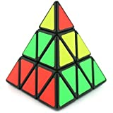 Best Bid Offer,New Puzzle Practice Cube 3x3 Magic Cube Hollow&Pyraminx Triangle Pyramid Magic Cubes Educational...