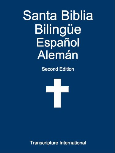 Santa Biblia Bilingüe Español Alemán