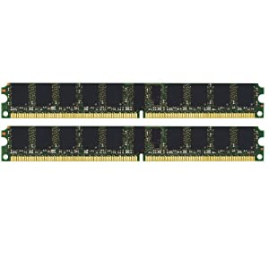 (NOT FOR PC)4GB (2x2GB) Dell PowerEdge 1800 1850 2850 SC1425 Server RAM (MAJOR BRANDS)
