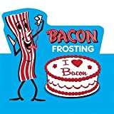 Bacon Flavored Decorating Cake Frosting Novelty Gift