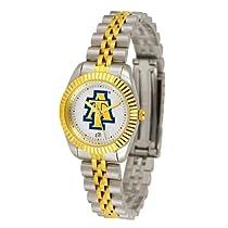 "North Carolina A&T State Aggies NCAA ""Executive"" Ladies Watch"