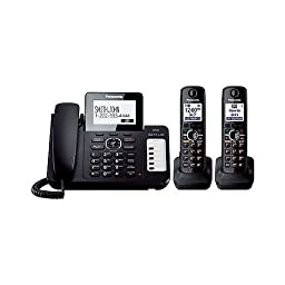 The Excellent Quality Dect 6.0 Phone System Black