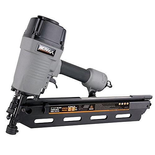 NuMax SFR2190 21 Degree Framing Nailer (Air Gun Nails compare prices)