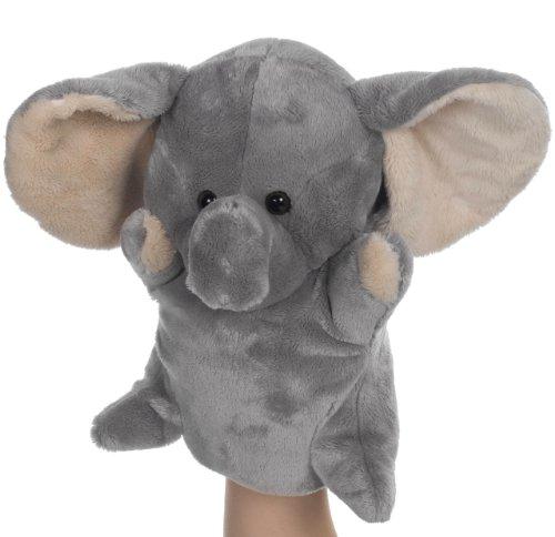 Marioneta de mano elefante