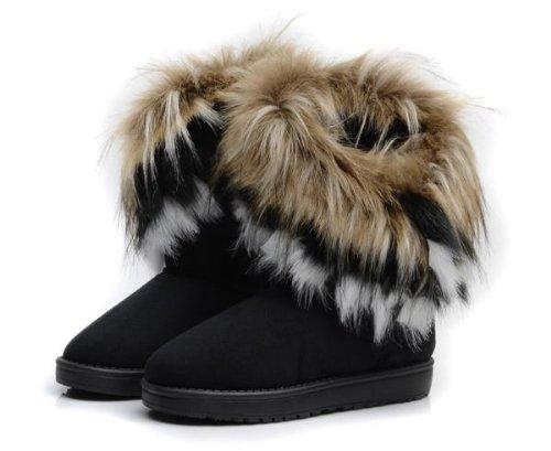Женские утепленные ботинки