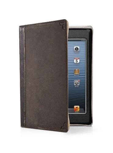 Twelve South BookBook for iPad Mini, Vintage Brown