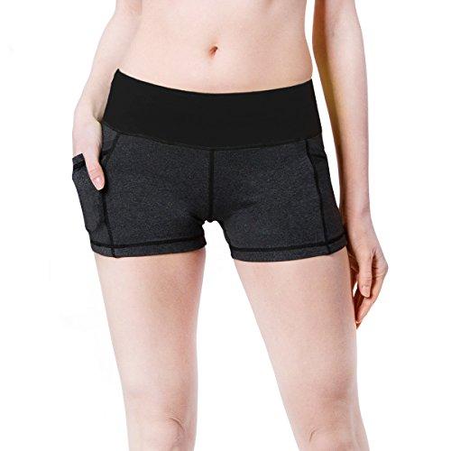 Baleaf-Womens-Yoga-Running-Shorts-Side-Pockets-for-55-Mobile-Phone