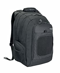 Targus City Fusion TSB163AP-50 15.6-inch Backpack (Black)