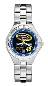 Jimmie Johnson NASCAR Pro Ii Ladies Bracelet Watch by Nascar Officially Licensed