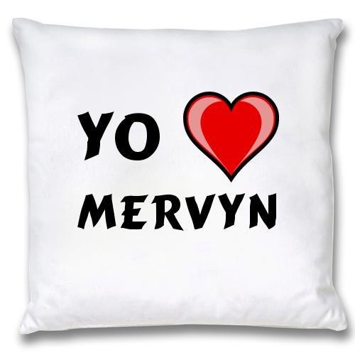 ropa-de-almohada-blanca-con-amo-mervyn-nombre-de-pila-apellido-apodo