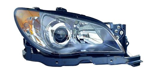 Upper Headlight Filler Passenger Side For 4Runner 03-05