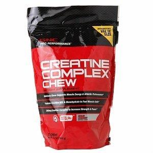 GNC Pro Performance Créatine Complexe Chew,