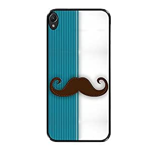 Vibhar printed case back cover for Sony Xperia Z1 MushtacheMiddle