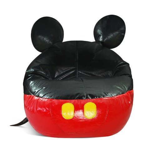 american furniture alliance junior mickey mouse vinyl bean