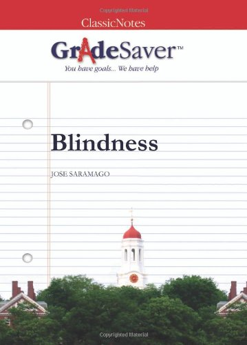blindness essays gradesaver blindness jose saramago