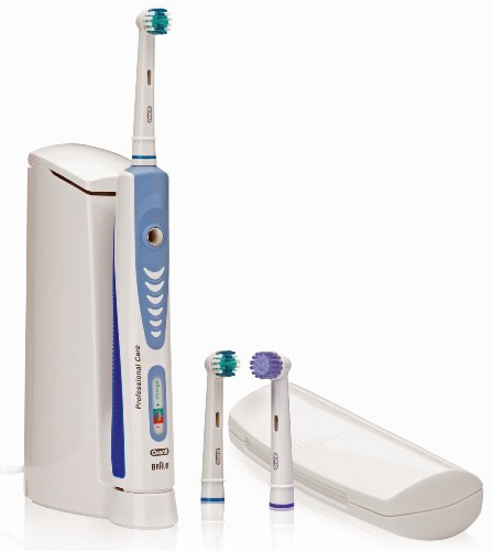 electric toothbrushes shop braun oral b professional care deep clean. Black Bedroom Furniture Sets. Home Design Ideas