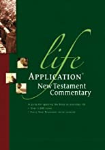 Life Application New Testament Commentary (Life Application Bible Commentary)