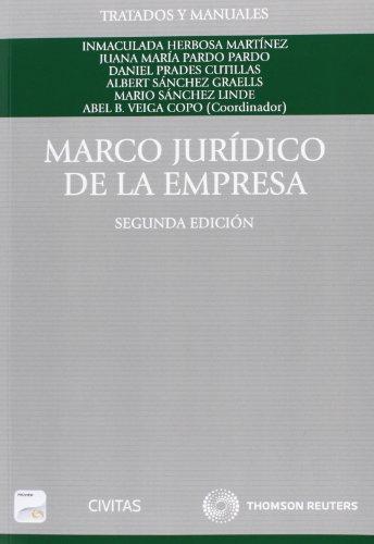 MARCO JURIDICO DE LA EMPRESA