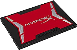 Kingston HyperX Savage 480GB 2.5-inch Solid State Drive