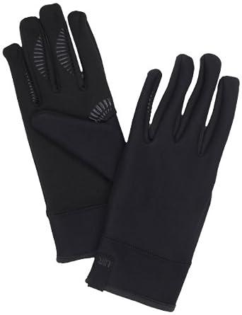 UR Men's Stretch Fabric Glove, Black, Large/X-Large