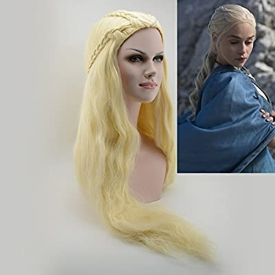 iLToy Game of Thrones Cosplay Wig