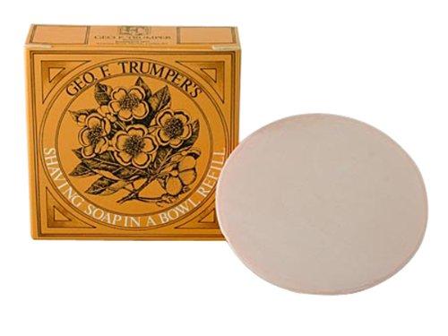 Geo F Trumper Almond Shaving Soap Refill (80 g)