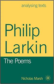 seventy feet down philip larkin How distant by philip larkin login   join poetrysoup  how distant, the departure of young men down valleys, or watching the green shore past the salt-white cordage rising and falling.