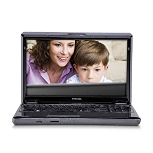 Toshiba Satellite L505-GS5035 TruBrite 15.6-Inch Laptop (Black)
